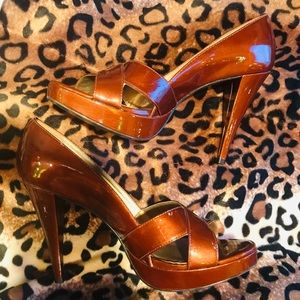 CARLOS by Carlos SANTANA~Platform Heels 8.5